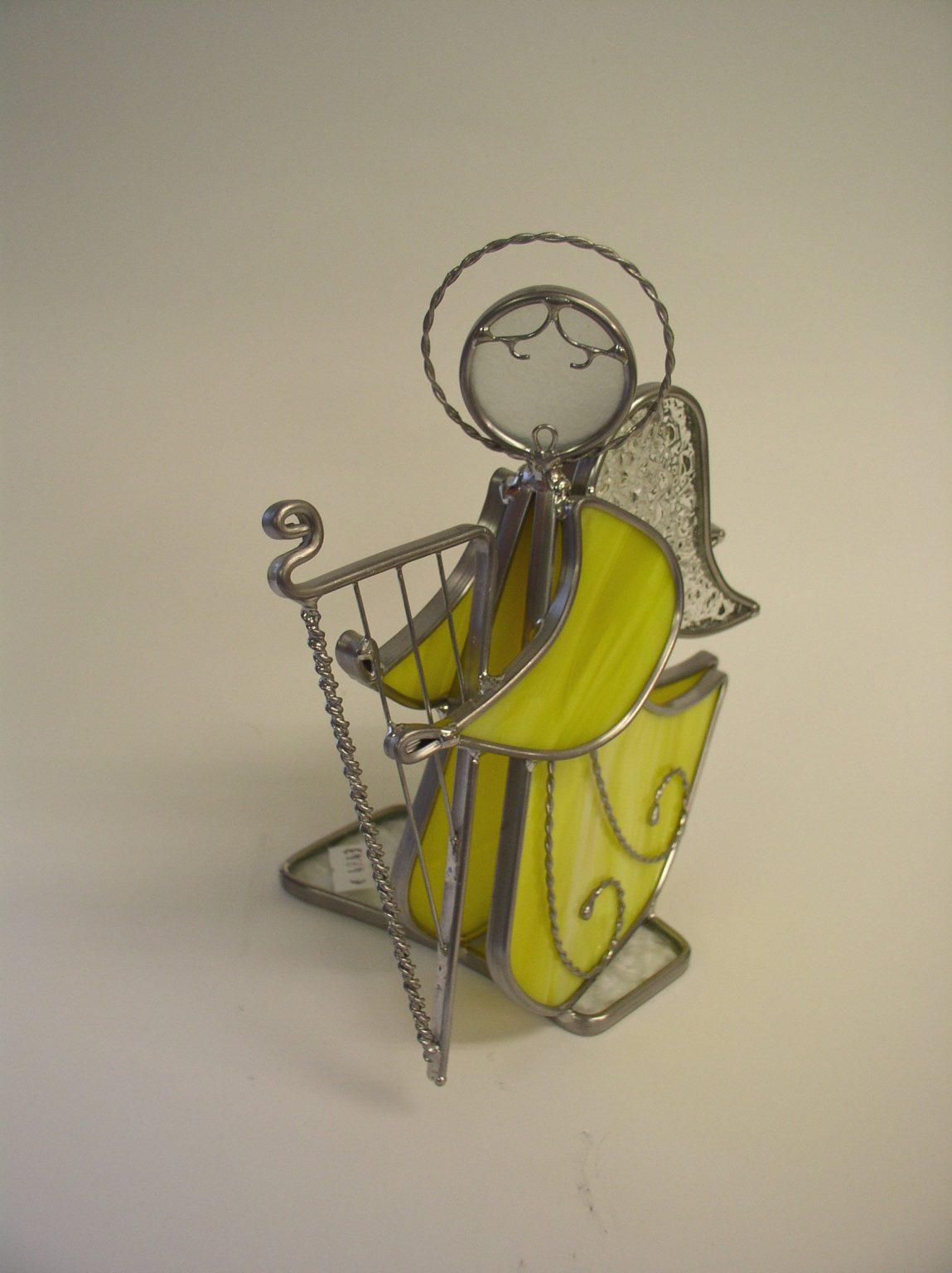 Decoratief glas-in-lood